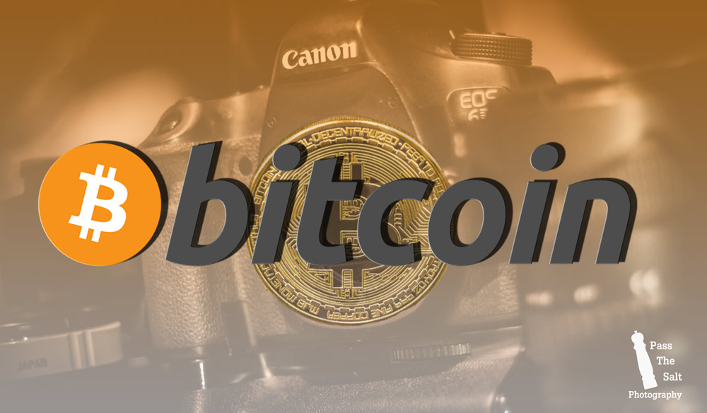 Pass The Salt Photography Now Accepting Payment in Bitcoin